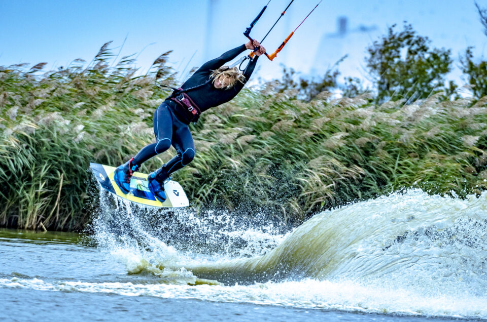 Shooting for Duotone Kiteboarding – Educating the Pros