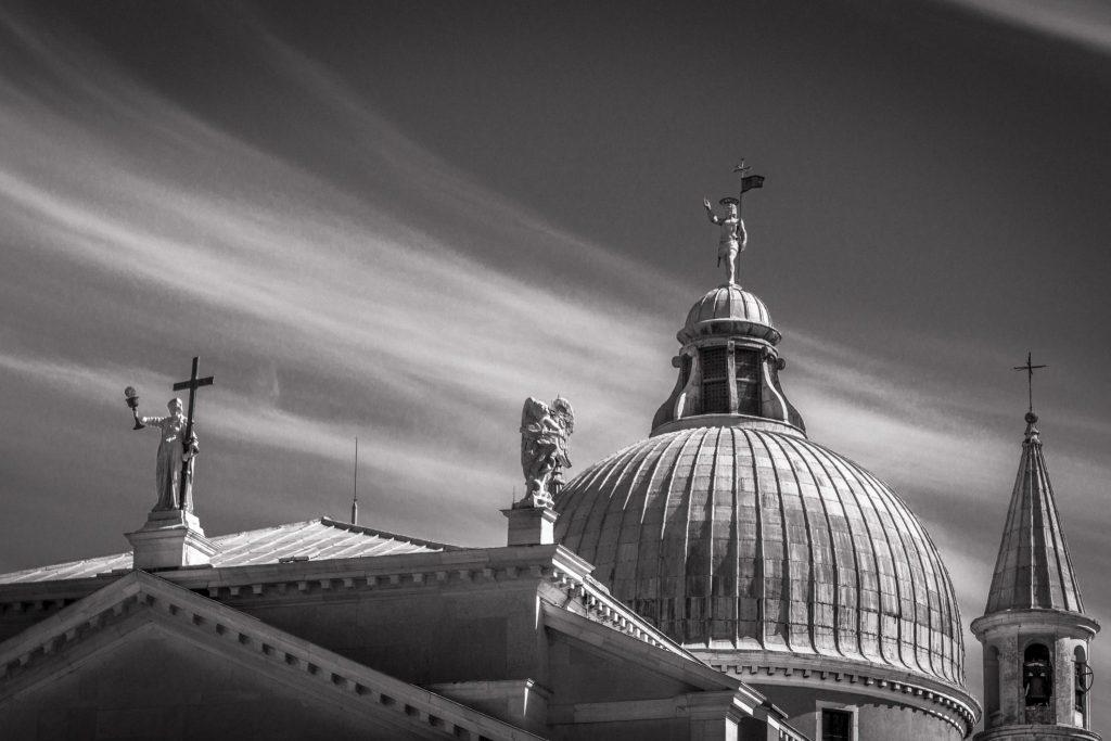 Venice dome architecture