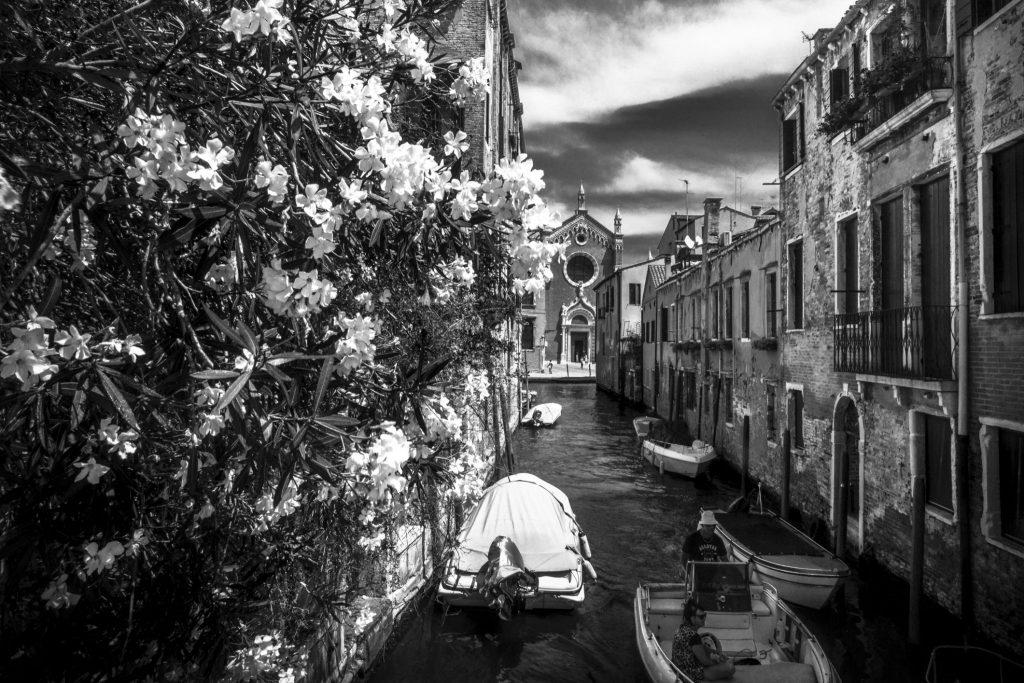 Venice moment