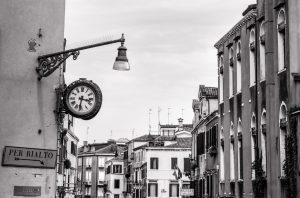 Per Rialto Venice Italy