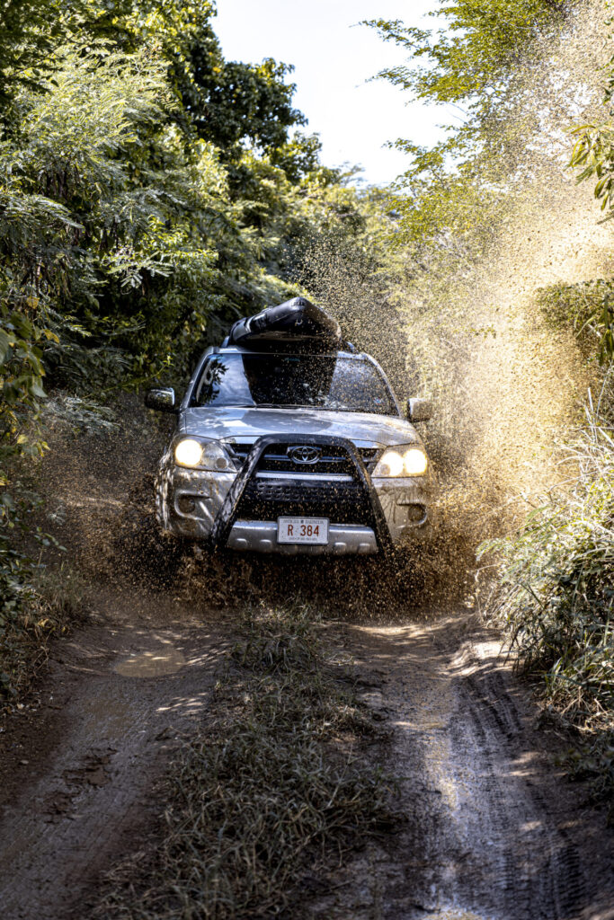 Explore Antigua by 4x4