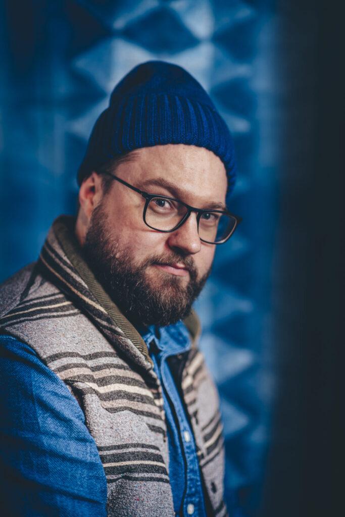 Portrait Sebastian Boekholt Stetson